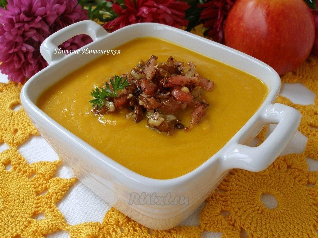 Какие супы пюре можно приготовить
